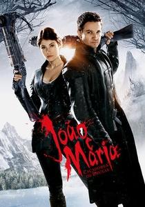 João e Maria: Caçadores de Bruxas - Poster / Capa / Cartaz - Oficial 6