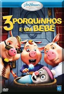 Três porquinhos e um bebê - Poster / Capa / Cartaz - Oficial 3