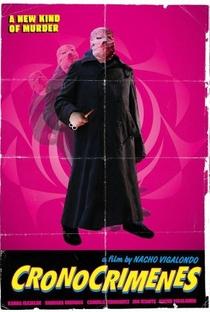 Crimes Temporais - Poster / Capa / Cartaz - Oficial 5