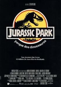 Jurassic Park - O Parque dos Dinossauros - Poster / Capa / Cartaz - Oficial 2