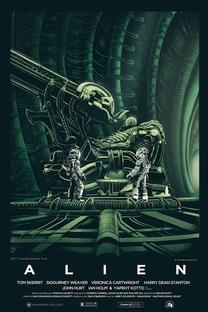 Alien: O Oitavo Passageiro - Poster / Capa / Cartaz - Oficial 25