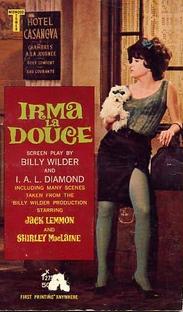 Irma La Douce - Poster / Capa / Cartaz - Oficial 2