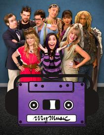MyMusic (1ª Temporada) - Poster / Capa / Cartaz - Oficial 1