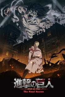 Ataque dos Titãs (4ª Temporada) - Poster / Capa / Cartaz - Oficial 2