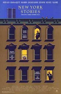 Contos de Nova York - Poster / Capa / Cartaz - Oficial 1