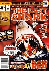 O Último Tubarão - Poster / Capa / Cartaz - Oficial 1