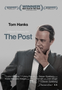 The Post: A Guerra Secreta - Poster / Capa / Cartaz - Oficial 8
