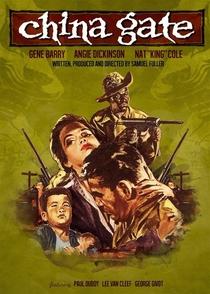 No Umbral da China - Poster / Capa / Cartaz - Oficial 3