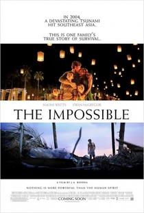 O Impossível - Poster / Capa / Cartaz - Oficial 4