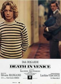 Morte em Veneza - Poster / Capa / Cartaz - Oficial 1