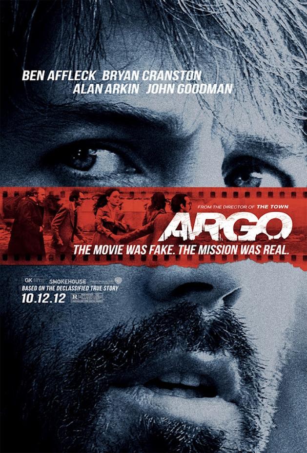 Revelados dois novos pôsters de Argo.