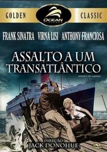 Assalto a um transatlântico - Poster / Capa / Cartaz - Oficial 2