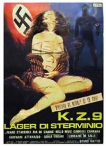 KZ9 - LAGER DI STERMINIO - Poster / Capa / Cartaz - Oficial 1