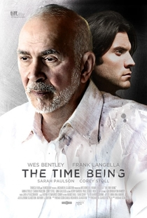 The Time Being - Poster / Capa / Cartaz - Oficial 1