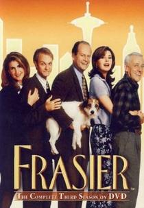 Frasier (3° temporada) - Poster / Capa / Cartaz - Oficial 1