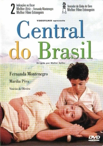 Central do Brasil - Poster / Capa / Cartaz - Oficial 10