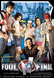 Fool N Final - Poster / Capa / Cartaz - Oficial 1