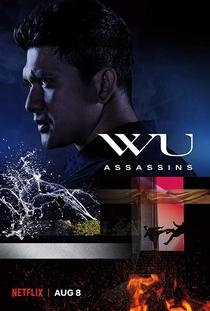 Wu Assassins (1ª Temporada) - Poster / Capa / Cartaz - Oficial 1