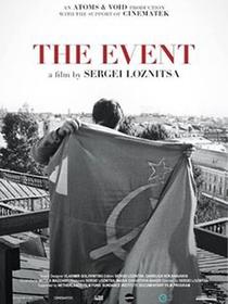 O Evento - Poster / Capa / Cartaz - Oficial 1