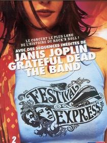 Festival Express - Poster / Capa / Cartaz - Oficial 1
