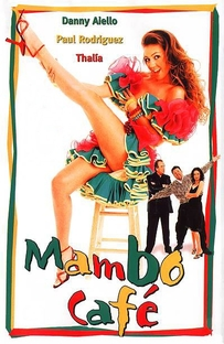 Mambo Café - Servindo a Máfia - Poster / Capa / Cartaz - Oficial 2