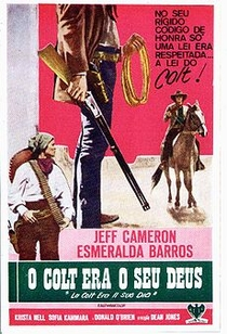 O Colt Era o Seu Deus - Poster / Capa / Cartaz - Oficial 1