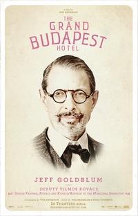 O Grande Hotel Budapeste - Poster / Capa / Cartaz - Oficial 20