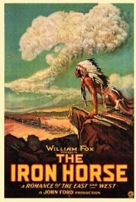 O Cavalo de Ferro - Poster / Capa / Cartaz - Oficial 1