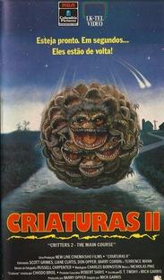 Criaturas 2 - Poster / Capa / Cartaz - Oficial 2