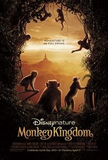 O Reino dos Primatas - Poster / Capa / Cartaz - Oficial 1