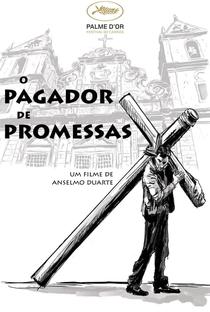 O Pagador de Promessas - Poster / Capa / Cartaz - Oficial 3