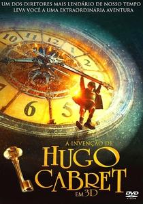 A Invenção de Hugo Cabret - Poster / Capa / Cartaz - Oficial 10