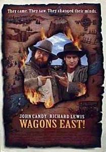 Dois Contra o Oeste - Poster / Capa / Cartaz - Oficial 1
