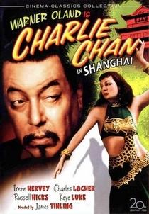 Charlie Chan em Shanghai - Poster / Capa / Cartaz - Oficial 1