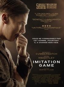 O Jogo da Imitação - Poster / Capa / Cartaz - Oficial 9