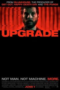 Upgrade: Atualização - Poster / Capa / Cartaz - Oficial 1