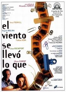 El Viento Se Llevó Lo Que - Poster / Capa / Cartaz - Oficial 1