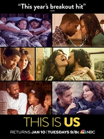 This Is Us (1ª Temporada) - Poster / Capa / Cartaz - Oficial 2