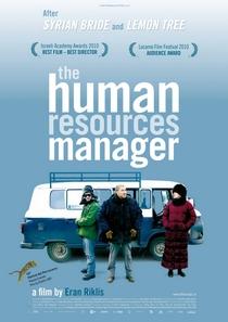 A Missão do Gerente de Recursos Humanos - Poster / Capa / Cartaz - Oficial 1
