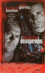 Medidas Desesperadas - Poster / Capa / Cartaz - Oficial 3