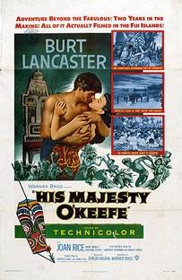 Sua Majestade, o Aventureiro - Poster / Capa / Cartaz - Oficial 2