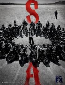 Sons of Anarchy (5ª Temporada) - Poster / Capa / Cartaz - Oficial 1