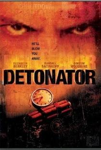 Detonador - A Face do Terrorismo - Poster / Capa / Cartaz - Oficial 1