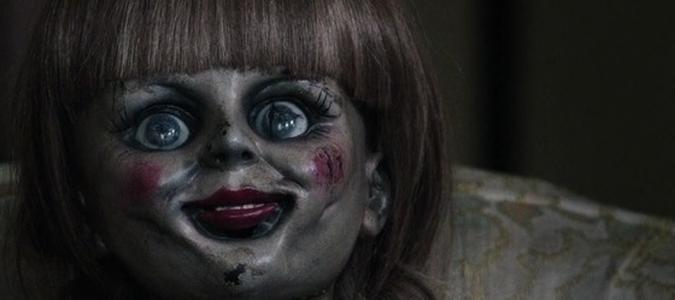 Veja o trailer de Annabelle,o Spin-off de Invocação Do Mal