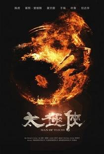 O Homem do Tai Chi - Poster / Capa / Cartaz - Oficial 2