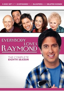 Everybody Loves Raymond (8°Temporada) - Poster / Capa / Cartaz - Oficial 1
