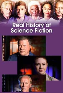 The Real History of Science Fiction - Poster / Capa / Cartaz - Oficial 1