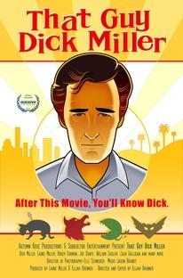 That Guy Dick Miller - Poster / Capa / Cartaz - Oficial 3