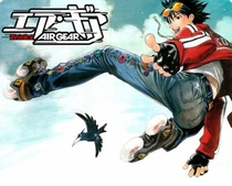 Air Gear - Poster / Capa / Cartaz - Oficial 1