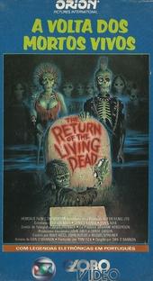 A Volta dos Mortos Vivos - Poster / Capa / Cartaz - Oficial 6